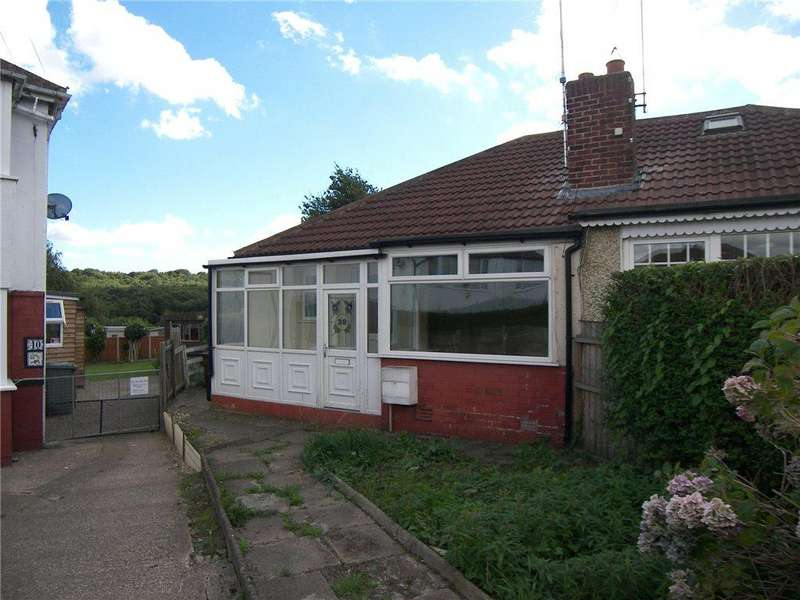2 Bedrooms Semi Detached Bungalow for sale in Southleigh Drive, Leeds, West Yorkshire