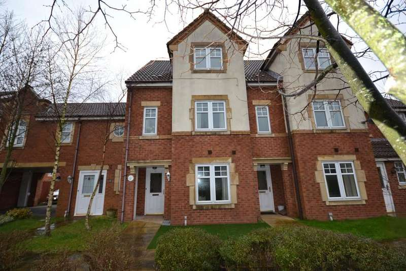 3 Bedrooms Town House for sale in Prince Albert Court, Sutton, St. Helens