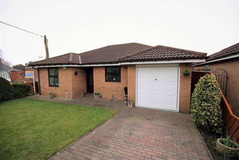 3 Bedrooms Detached Bungalow for sale in Cleveland Court, Ferryhill