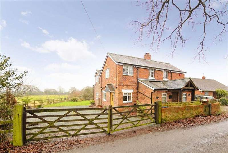 3 Bedrooms Country House Character Property for sale in Caegoody Lane, Elson, SY12
