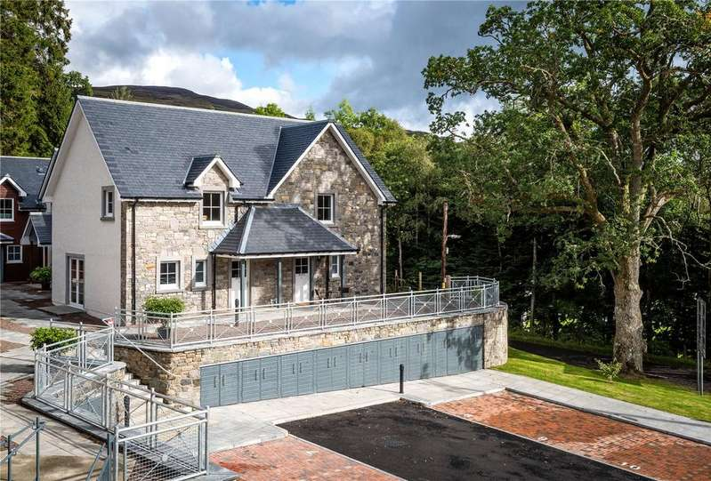2 Bedrooms House for sale in House Style - Ossian, Highland Park, Lochay Road, Killin, Perthshire, FK21