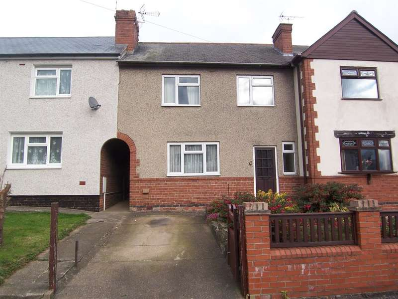 3 Bedrooms Semi Detached House for sale in The Meadows, Heanor