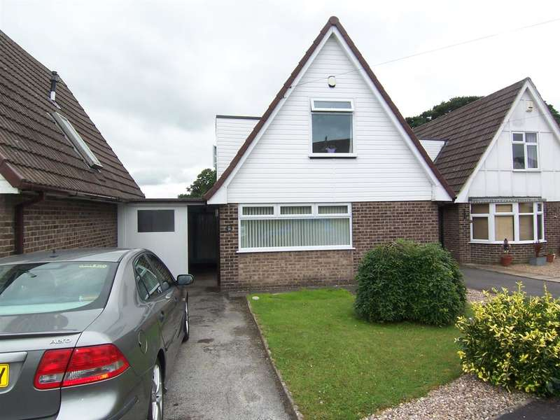 3 Bedrooms Detached House for sale in Valley View Road, Riddings