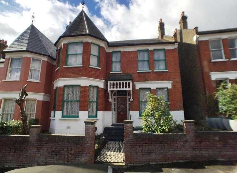 5 Bedrooms End Of Terrace House for sale in Stapleton Hall Road, Stroud Green