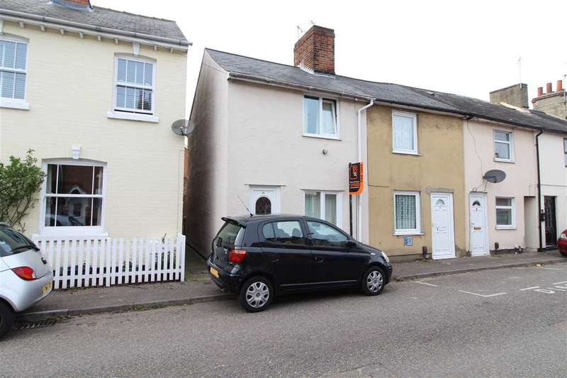 2 Bedrooms End Of Terrace House for sale in Artillery Street, New Town, Colchester