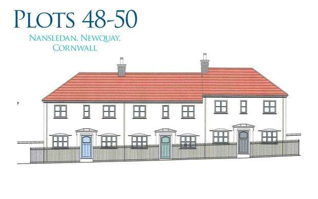 3 Bedrooms End Of Terrace House for sale in Quintrell Road, Newquay, Cornwall
