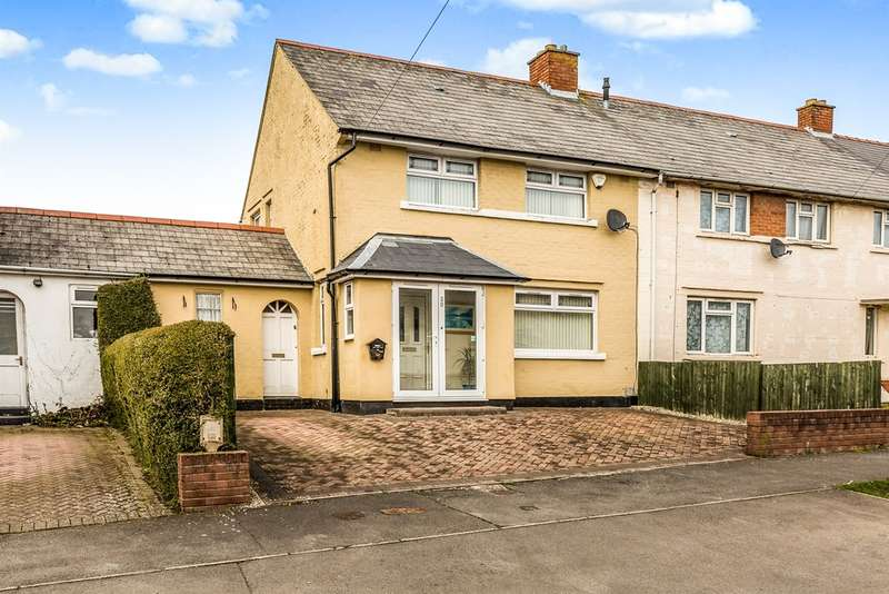3 Bedrooms Terraced House for sale in Devon Avenue, BARRY