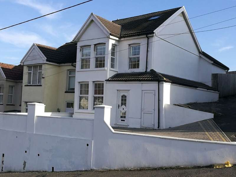 3 Bedrooms End Of Terrace House for sale in Trebanog Road, Porth