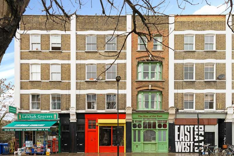 2 Bedrooms Apartment Flat for sale in Goldsmiths Row, Hackney, London E2