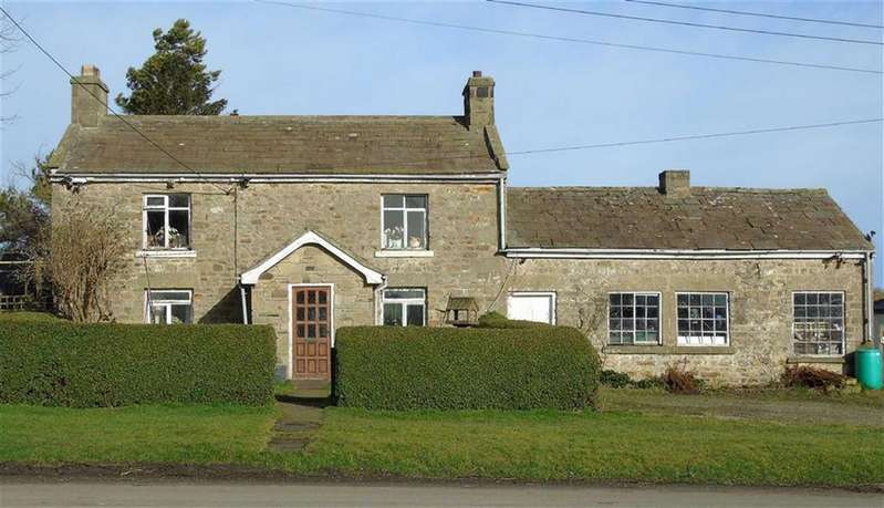 4 Bedrooms Detached House for sale in Finghall, Leyburn