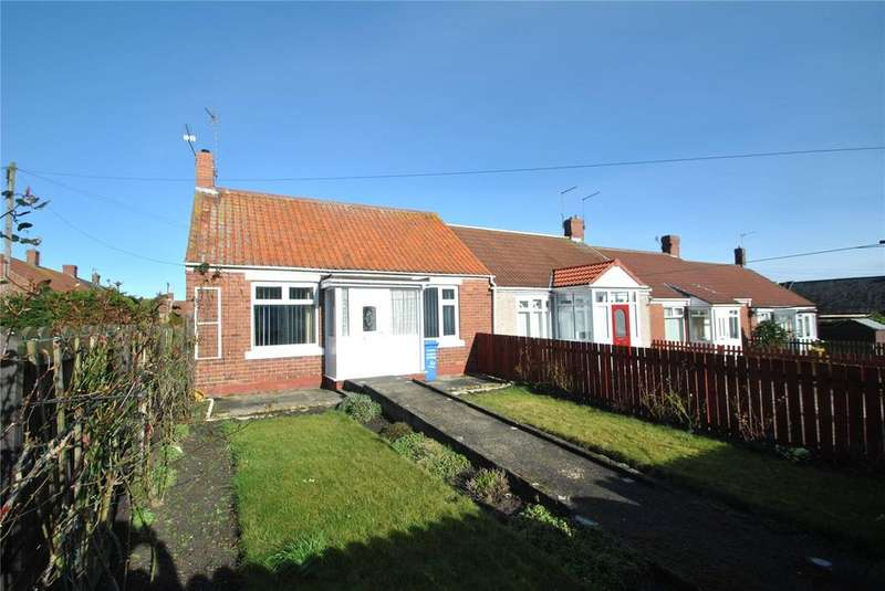 2 Bedrooms Bungalow for sale in Grantham Avenue, Seaham, Co Durham, SR7