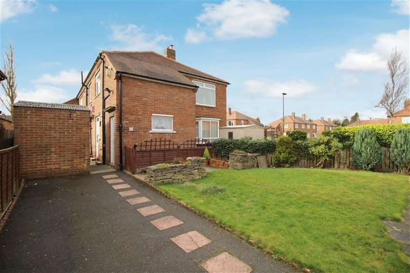 2 Bedrooms Flat for sale in Felton Avenue, Newcastle Upon Tyne, NE3