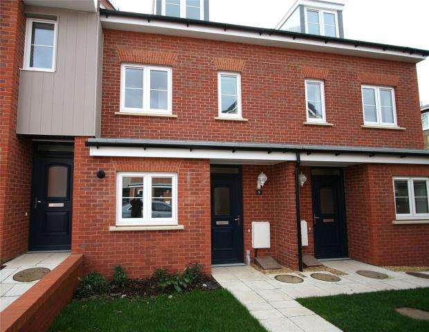 3 Bedrooms Terraced House for sale in North Street, Leighton Buzzard, Bedfordshire
