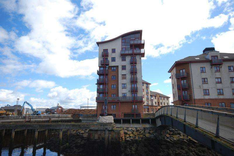 2 Bedrooms Apartment Flat for sale in 32 Churchill Tower, Ayr