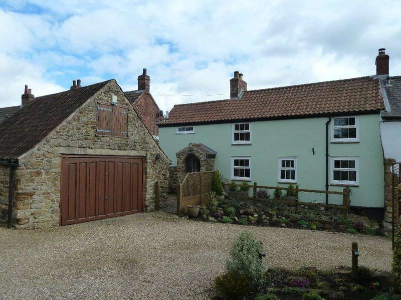 2 Bedrooms Cottage House for sale in Main Street, Holwell