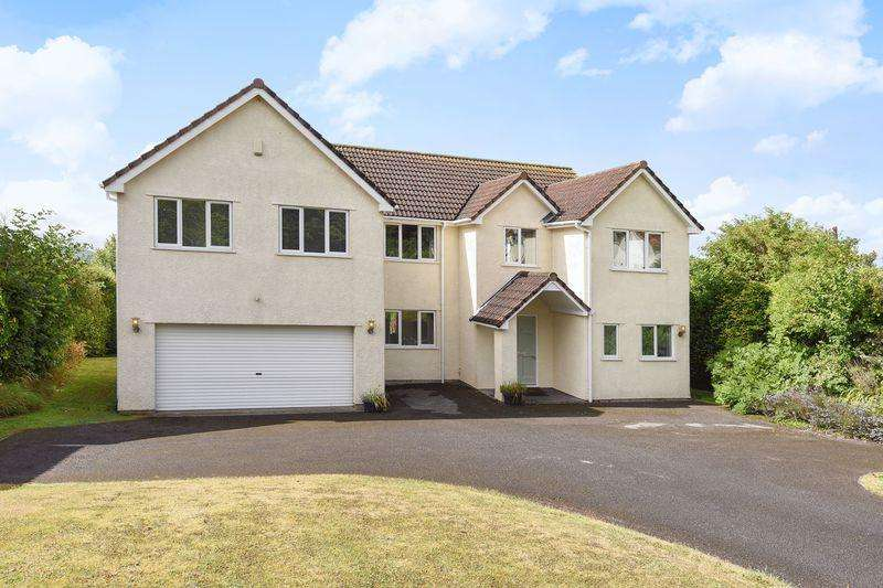 4 Bedrooms Detached House for sale in Bleadon, North Somerset