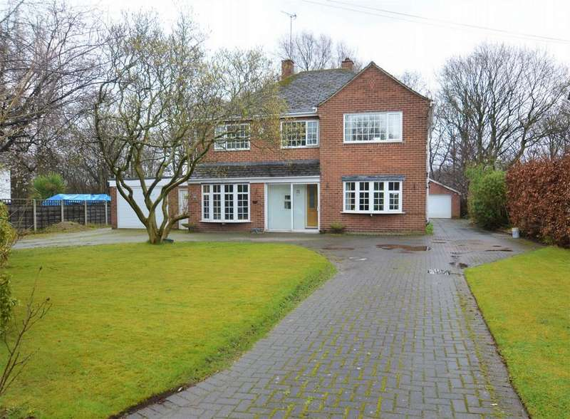 4 Bedrooms Detached House for sale in Saxfield Drive, MANCHESTER