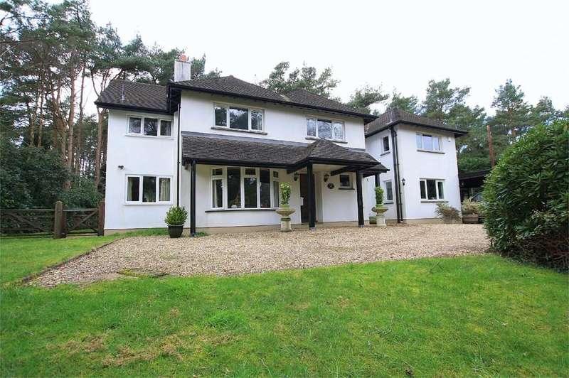 5 Bedrooms Detached House for sale in Avon Avenue, Avon Castle