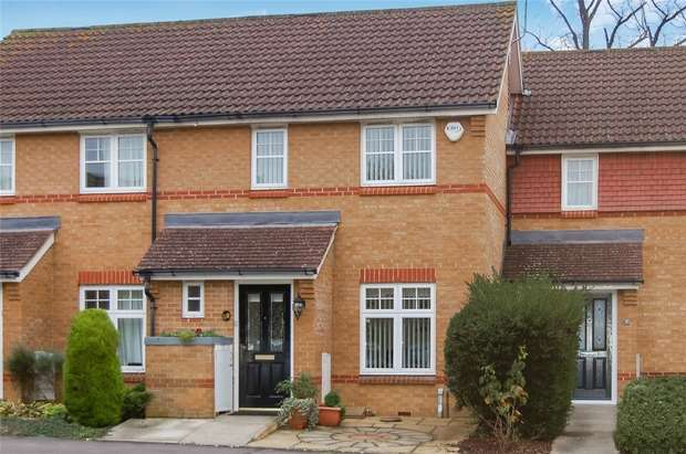 2 Bedrooms Terraced House for sale in Aldershot, Hampshire