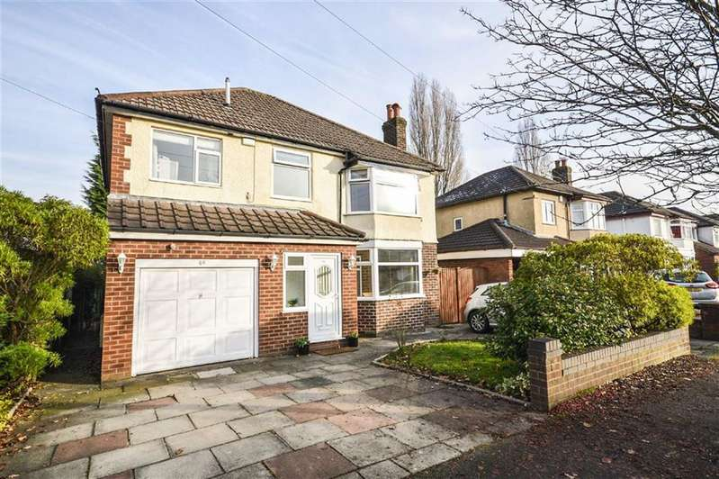 4 Bedrooms Property for sale in WYNGATE ROAD, Cheadle Hulme, Cheadle