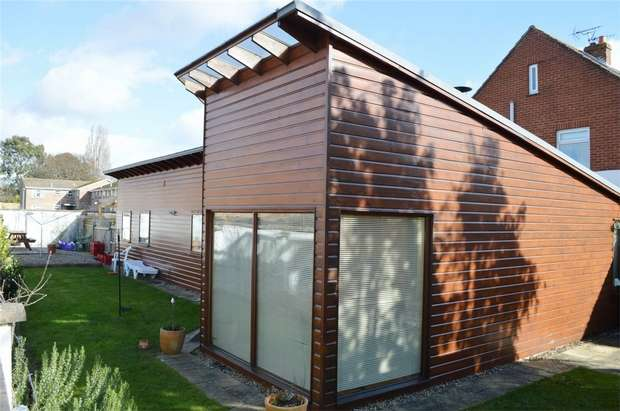 3 Bedrooms Detached House for sale in Withycombe Village Road, EXMOUTH, Devon