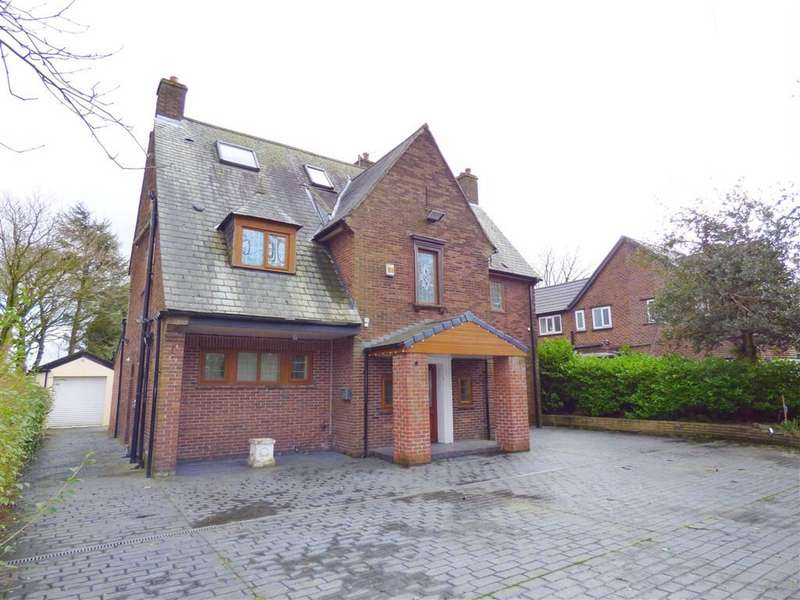5 Bedrooms Property for sale in Manchester Road, Hopwood, HEYWOOD, Lancashire, OL10