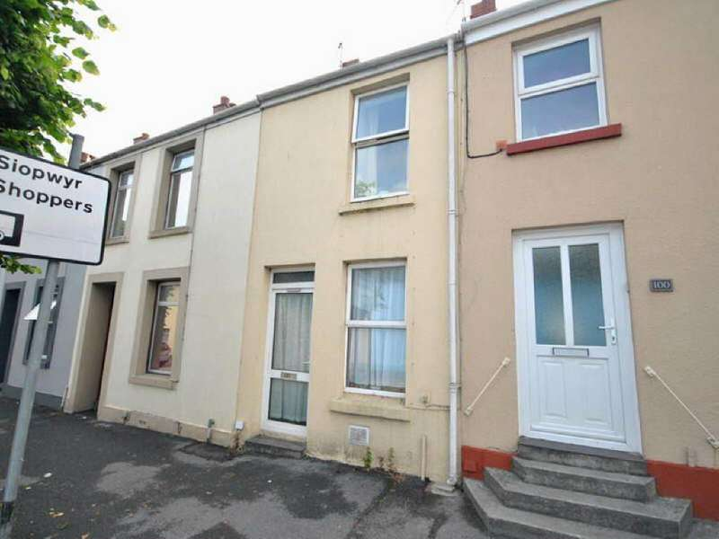 2 Bedrooms House for sale in St Catherine Street, Carmarthen, Carmarthenshire