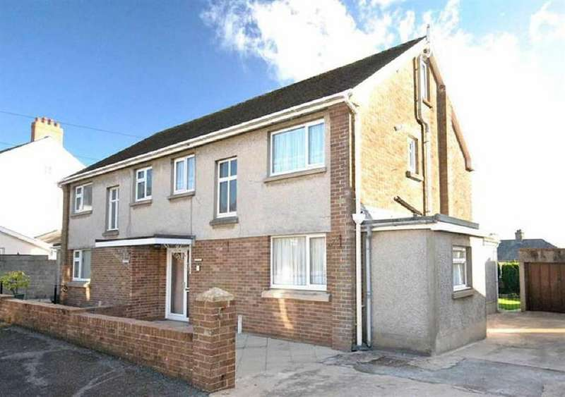 3 Bedrooms House for sale in Steele Avenue, Carmarthen, Carmarthenshire