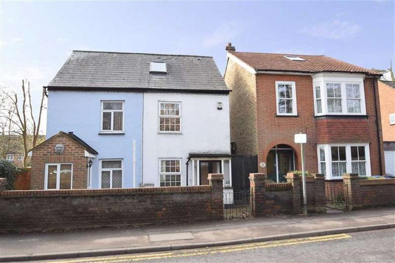 2 Bedrooms Semi Detached House for sale in Horseshoe Lane, Garston, Herts