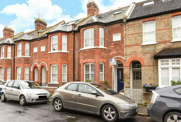 4 Bedrooms Terraced House for sale in Temple Road, Windsor