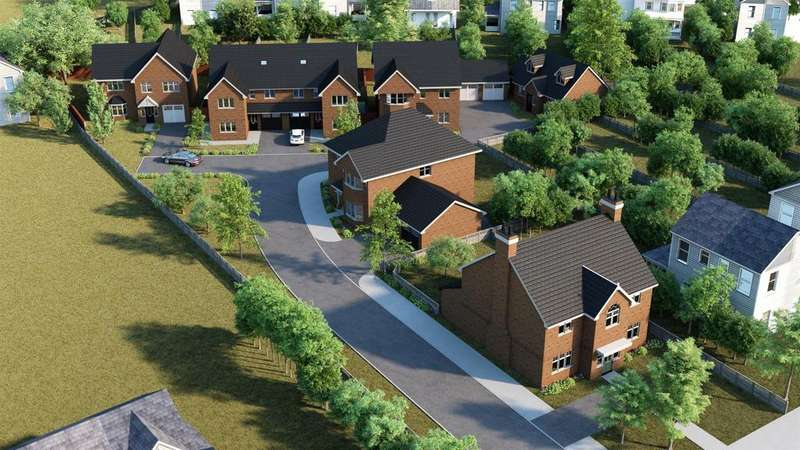 5 Bedrooms Detached House for sale in South Luton