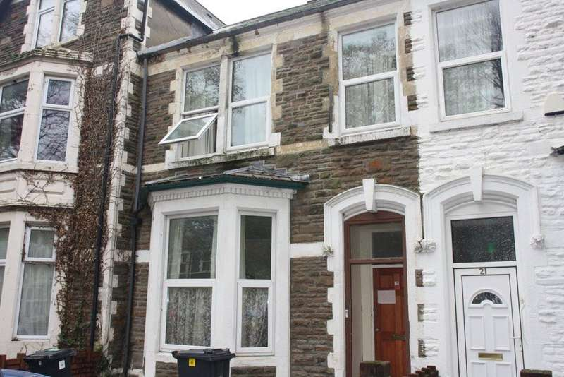 6 Bedrooms House Share for rent in Ruthin Gardnes