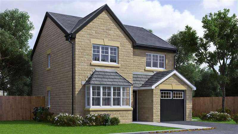 4 Bedrooms Detached House for sale in Sycamore Avenue, Burnley, Lancashire
