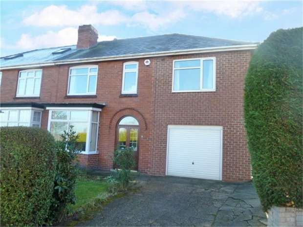 5 Bedrooms Semi Detached House for sale in Ledsham Road, Rotherham, South Yorkshire
