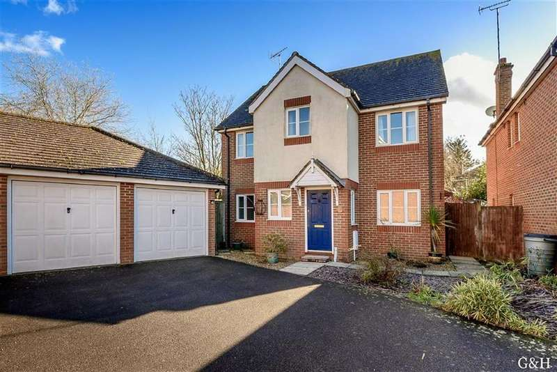 4 Bedrooms Detached House for sale in Thornton Close, Ashford, Kent