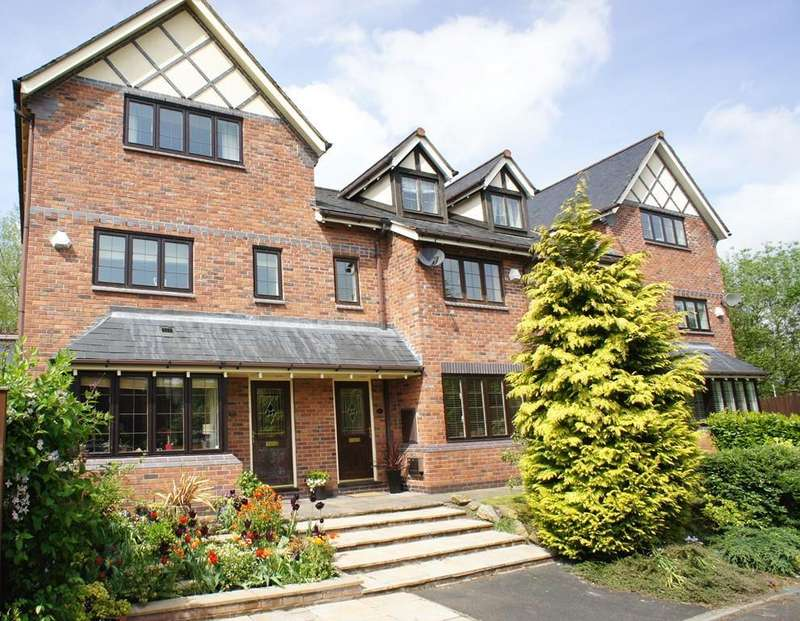 4 Bedrooms House for sale in Rushes Meadow, Lymm