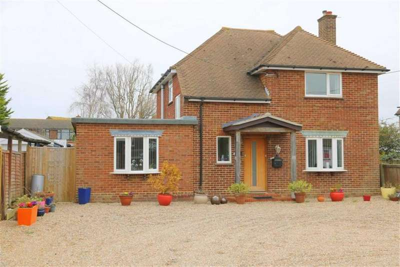 4 Bedrooms Detached House for sale in Main Road, Icklesham