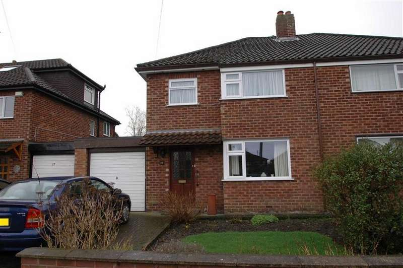 3 Bedrooms Semi Detached House for sale in Toll Bar Road, Christleton, Chester