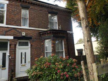 3 Bedrooms Semi Detached House for sale in Bury Old Road, Prestwich, Manchester, Greater Manchester