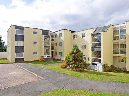 2 Bedrooms Flat for sale in Coates Road, Exeter, Devon