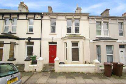 5 Bedrooms Terraced House for sale in Mutley, Plymouth, Devon