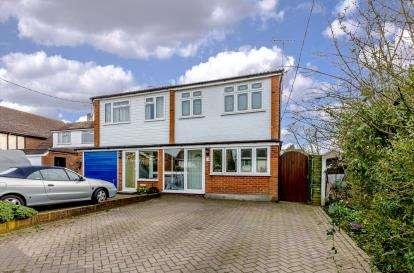 3 Bedrooms Semi Detached House for sale in Hullbridge, Hockley, Essex