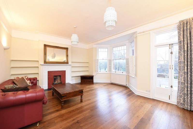 4 Bedrooms Flat for sale in Clapham Common West Side, SW4