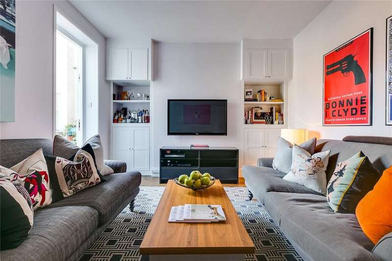 3 Bedrooms Flat for sale in Upcerne Road, Chelsea