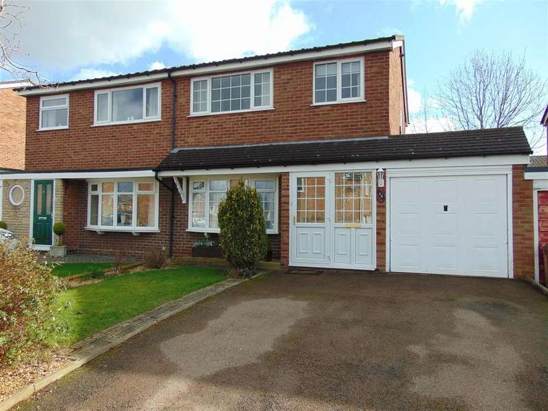 3 Bedrooms Semi Detached House for sale in High Croft, Aldridge