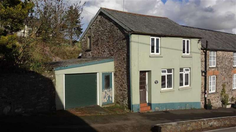 2 Bedrooms Semi Detached House for sale in East Street, North Molton, South Molton, Devon, EX36