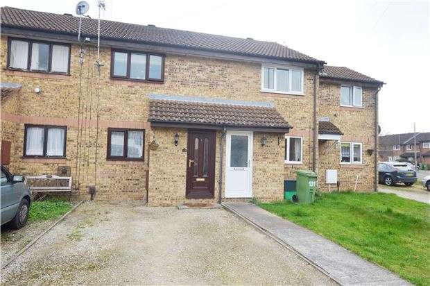 2 Bedrooms Terraced House for sale in River Leys, Swindon Village, CHELTENHAM, GL51 9SE