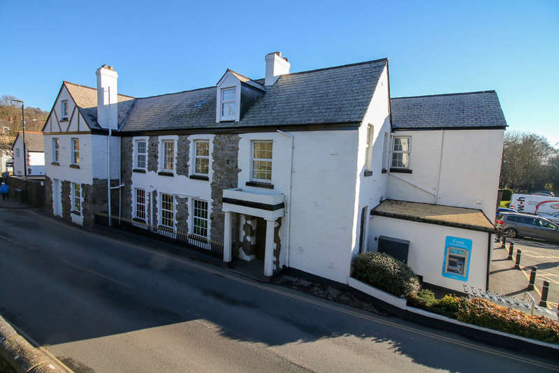 2 Bedrooms Flat for sale in Riverside Apartments, Bovey Tracey