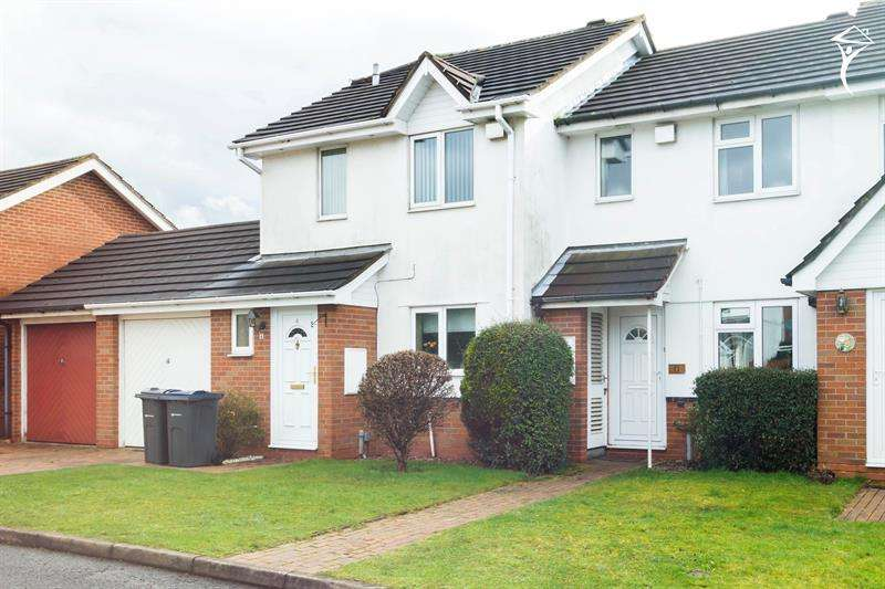 1 Bedroom Terraced House for sale in Halfway Close, Birmingham