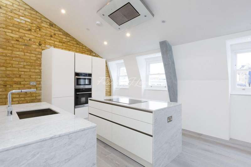 2 Bedrooms Flat for sale in The Penthouse Suite, Hop Studios, SE1